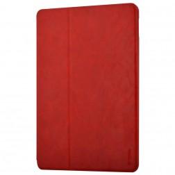 """""""Devia"""" atvēramais ādas futrālis - sarkans (iPad Pro 9.7)"""