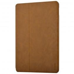 """""""Devia"""" atvēramais ādas futrālis - brūns (iPad Pro 9.7)"""