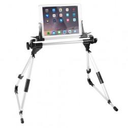 """""""Table Stand"""" universāls planšetdatora turētājs - melns"""