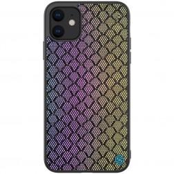 """""""Nillkin"""" Dazzling vāciņš - melns, krāsains (iPhone 11)"""