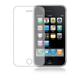 """""""ISME"""" ekrāna aizsargplēve - dzidra (iPhone 3G / 3GS)"""