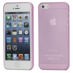Pasaulē planākais futrālis - rozs (iPhone 5 / 5S)
