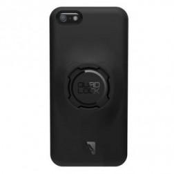 """""""Quad Lock"""" apvalks - melns (iPhone 5 / 5s / SE)"""