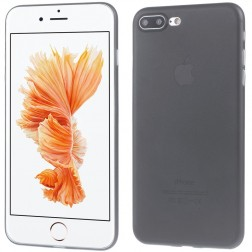 Pasaulē planākais futrālis - melns (iPhone 7 Plus / 8 Plus)