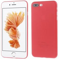 Pasaulē planākais futrālis - sarkans (iPhone 7 Plus / 8 Plus)
