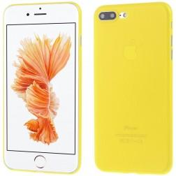 Pasaulē planākais futrālis - dzeltens (iPhone 7 Plus / 8 Plus)