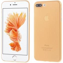 Pasaulē planākais futrālis - oranžs (iPhone 7 Plus / 8 Plus)