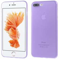 Pasaulē planākais futrālis - violets (iPhone 7 Plus / 8 Plus)