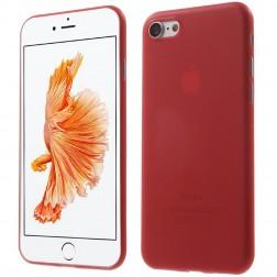 Pasaulē planākais futrālis - sarkans (iPhone 7 / 8)