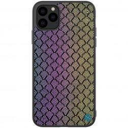 """""""Nillkin"""" Dazzling vāciņš - melns, krāsains (iPhone 11 Pro)"""