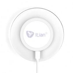 """ITian"" Magic Disk 3 bezvadu lādētājs - balts"