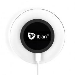 """ITian"" Magic Disk 3 bezvadu lādētājs - melns"