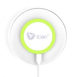 """""""ITian"""" Magic Disk 3 bezvadu lādētājs - zaļš"""