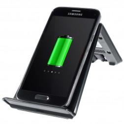 """ITian"" A6 Qi Wireless bezvadu lādētājs - melns"