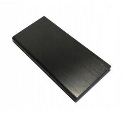 """Ultra Thin"" PB-025 ārējais akumulators - melns (20000 mAh)"