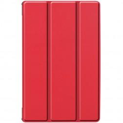"""Atvēramais maciņš - sarkans (Tab M10 Plus 10.3"""")"""