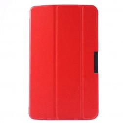 Atvēramais futrālis - sarkans (G Pad 8.0)