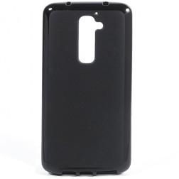 """""""Jelly Case"""" futrālis - melns (G2)"""
