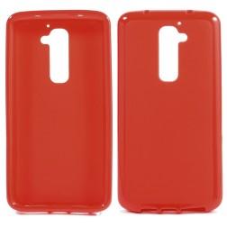 """""""Jelly Case"""" futrālis - sarkans (G2)"""