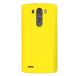 Plastmasas apvalks - dzeltens (G3 S)