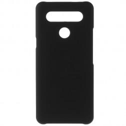 Matēts plastmāsas futrālis - melns (K51s)