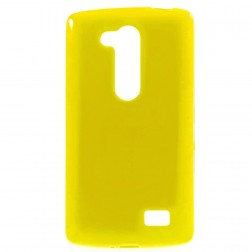 """Jelly Case"" futrālis - dzeltens (L Fino)"