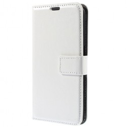 Atvēramais maciņš - balts (Nexus 5X)