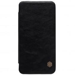 """""""Nillkin"""" Qin atvēramais maciņš - melns (Nexus 5X)"""