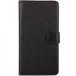 """Casual"" atvēramais maciņš - melns (Lumia 640 XL)"