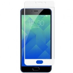 """3D Rewan"" Tempered Glass ekrāna aizsargstikls 0.26 mm - balts (m5 note)"