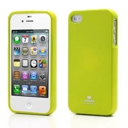 """Mercury"" futrālis - zaļš (iPhone 4 / 4S)"