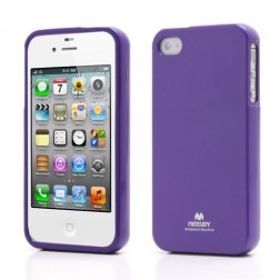 """Mercury"" futrālis - violeta (iPhone 4 / 4S)"