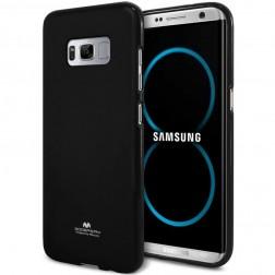 """""""Mercury"""" apvalks - melns (Galaxy S8+)"""
