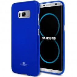 """""""Mercury"""" apvalks - tumši zils (Galaxy S8+)"""