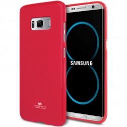"""Mercury"" apvalks -tumši rozs (Galaxy S8+)"