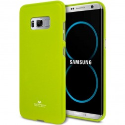 """Mercury"" apvalks - zaļa (Galaxy S8+)"