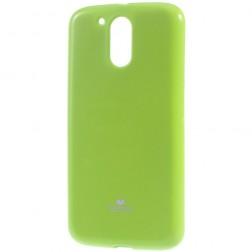 """""""Mercury"""" apvalks -  zaļš (Moto G4 / Moto G4 Plus)"""