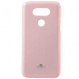 """Mercury"" apvalks - gaiši rozs (G5 / G5 SE)"