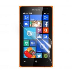 """""""Calans"""" ekrāna aizsargplēve - dzidra (Lumia 435)"""