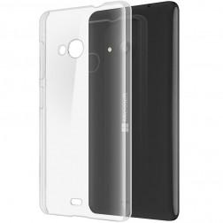 Plastmasas apvalks - dzidrs (Lumia 535)