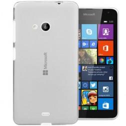Planākais TPU apvalks - dzidrs (Lumia 535)