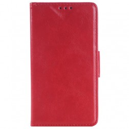 Atvēramais maciņš - sarkans (Lumia 640)