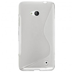 """S-Line"" cieta silikona (TPU) apvalks - dzidrs (Lumia 640)"