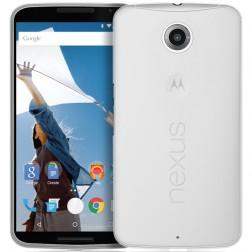 Planākais TPU apvalks - dzidrs (Nexus 6)