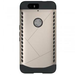 Pastiprinātas aizsardzības apvalks - zelta (Nexus 6P)