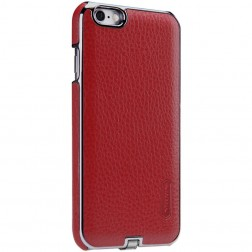 """""""Nillkin"""" N-JARL Wireless apvalks ar bezvadu uzlādēšanas funkciju - sarkans (iPhone 6 / 6s)"""