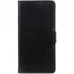 Atvēramais maciņš, grāmata - melns (Nokia 2.3)