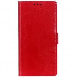 Atvēramais maciņš, grāmata - sarkans (Nokia 2.3)