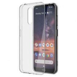 Cieta silikona (TPU) apvalks - dzidrs (Nokia 2.3)