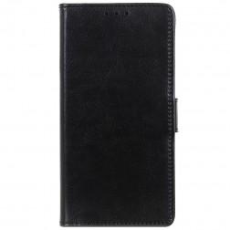 Atvēramais maciņš, grāmata - melns (Nokia 2.4)